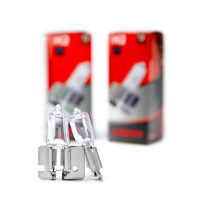 2-X-H2-X511-Pere-Auto-Alogena-Lampade-3200K-55-Watt-Lampadina-Bianco-12-Volt