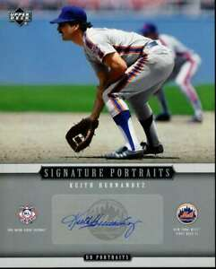 Keith-Hernandez-PSA-DNA-Coa-Hand-Signed-Upper-Deck-2005-8x10-Photo-Autograph