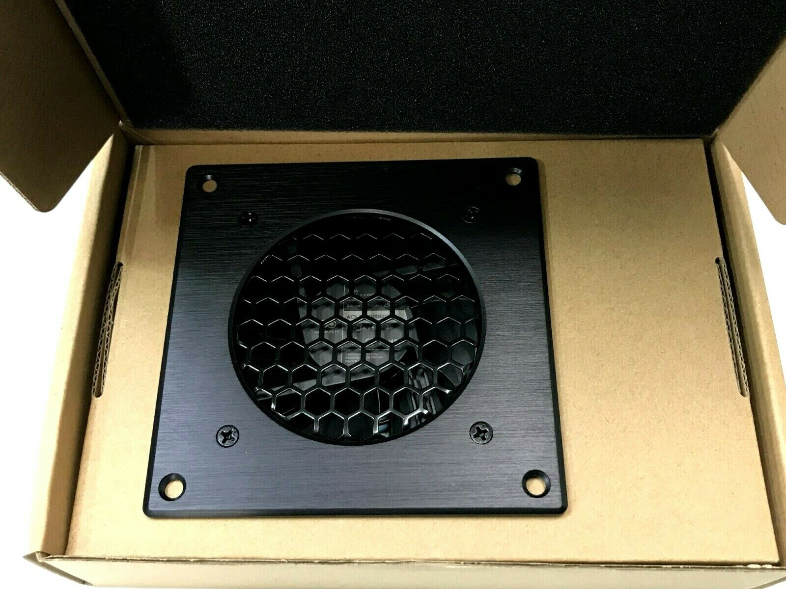 (Limited Stock) AIRPLATE S1 Quiet Cabinet Fan 4