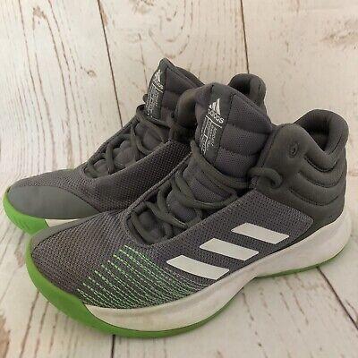 Adidas LVL 029002 boys Size 6 Gray