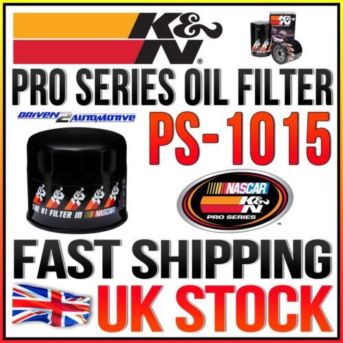 K/&n PS-1015 Pro Series Filtre à huile s/'adapte 2002 pour SUBARU IMPREZA 2.0 L H4 F//I-Toutes Les