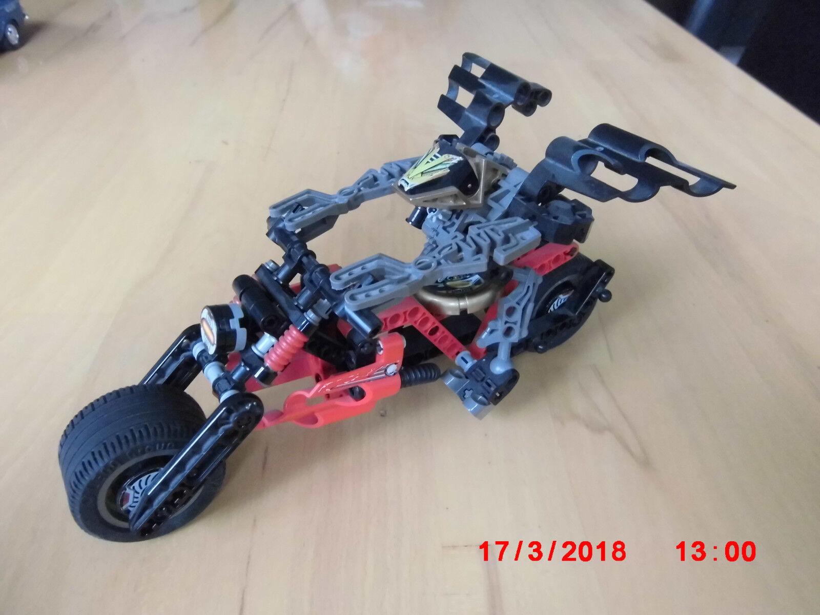 LEGO Bionicle Motorrad Wurfscheibe ohne OVP ohne Bauanleitung