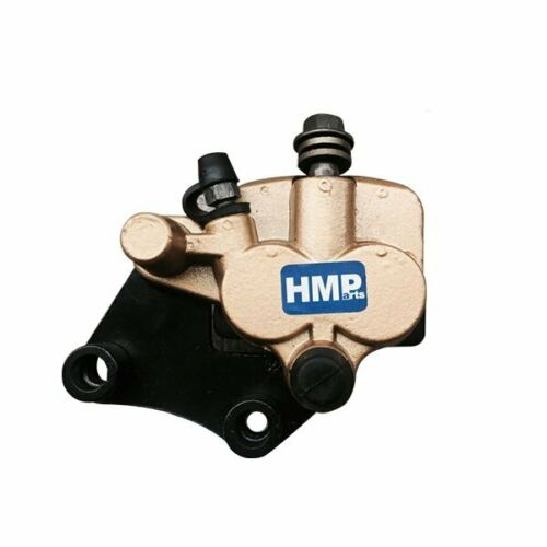 HMParts Pocket Bike Dirt Bike Bremssattel mit Bremsbeläge T11