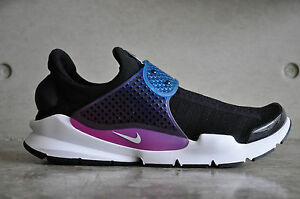innovative design fc94e 357da Image is loading Nike-Sock-Dart-034-Be-True-034-Black-