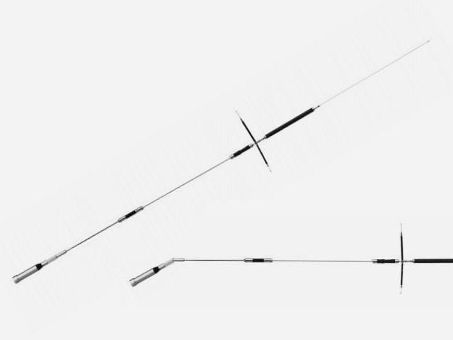 COMET UHV-6 HF/ VHF/UHF MULTI-BAND MOBILE ANTENNA // AUTHORIZED COMET DEALER
