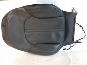 Audi-A6-4g-C7-Seat-Cover-Leather-Valcona-Soul-Black-Perforated-4G0881806AK-22A