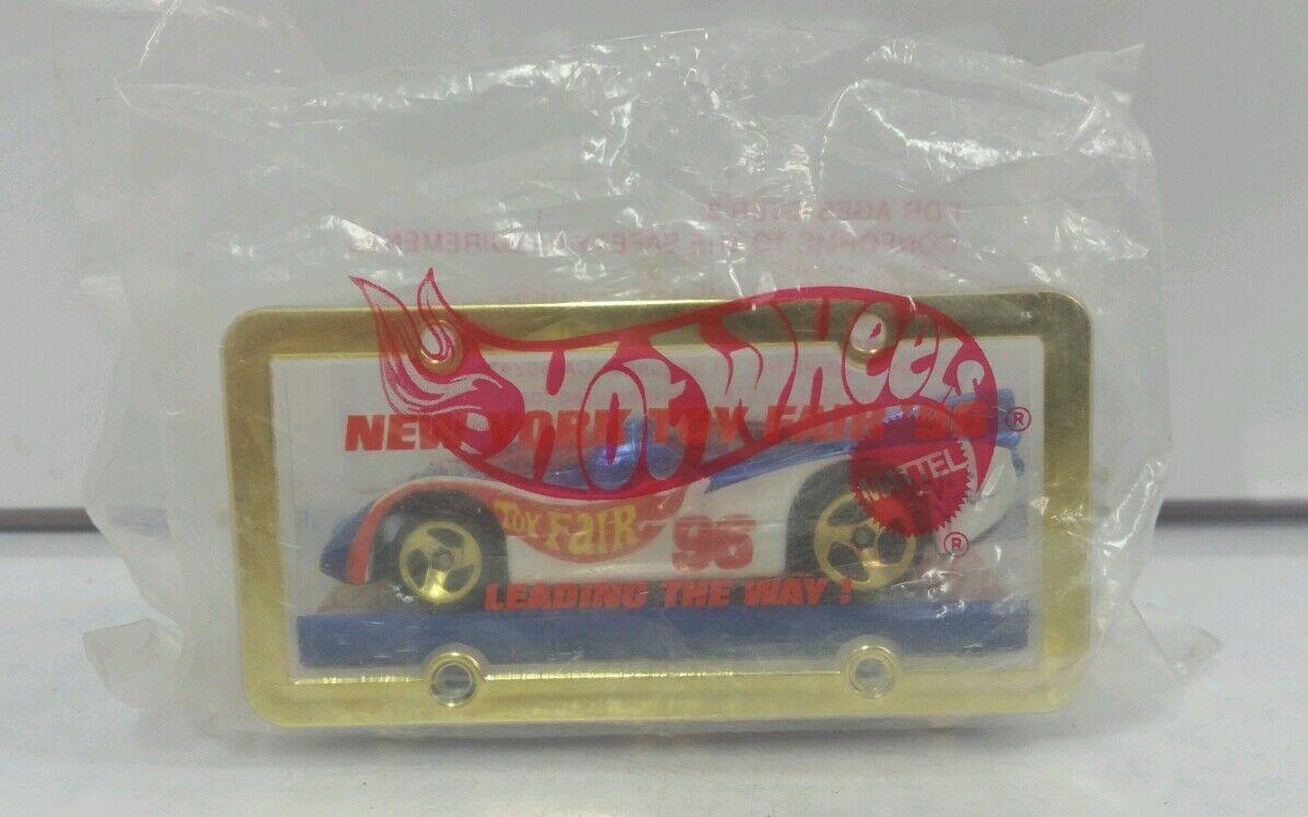 Hot wheels 1   64 - skala 1996 new york toy fair macht kolben mimb äußerst selten