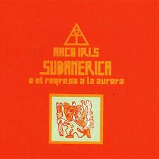 """Arco Iris: """"Sudamerica (o el regreso a la Aurora)"""" (Double-CD)"""