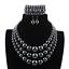 Charm-Fashion-Women-Jewelry-Pendant-Choker-Chunky-Statement-Chain-Bib-Necklace thumbnail 198