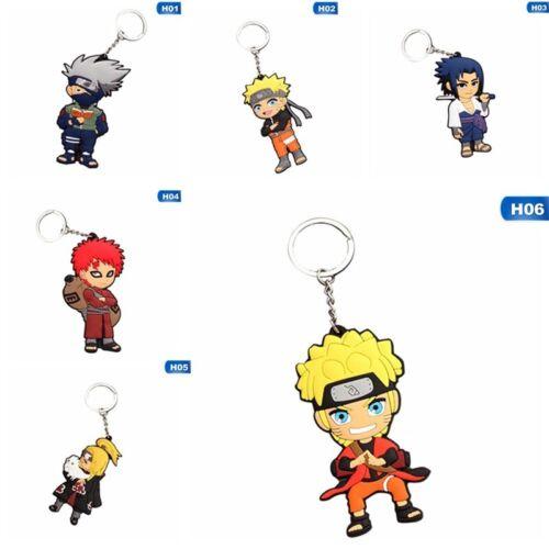 Naruto Cartoon Anime Keychain Pendant Key Ring Gift Lssed Lldty 7tdD