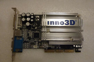 INNO3D FX 5200 AGP DRIVERS FOR WINDOWS 8