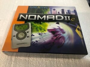 CREATIVE LABS NOMAD IIC DRIVERS WINDOWS XP