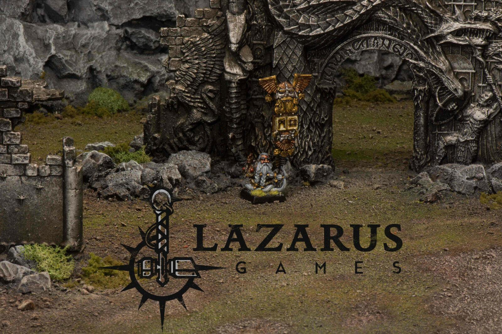 Warhammer Fantasy Dwarf AoS Order Dispossessed - Limited Ed Standard Bearer