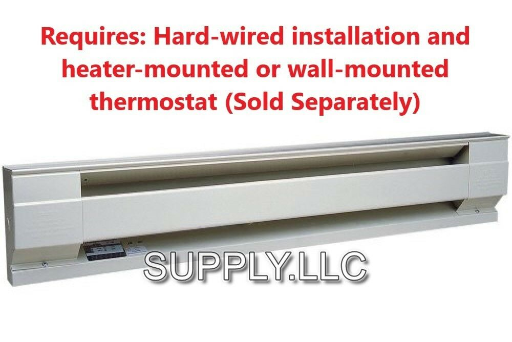 WALL ELECTRIC BASEBOARD HEATER by CADET Convection Heat 120V & 240V on markel wall heater, electric baseboard thermostat wiring diagram, honeywell home thermostat wiring diagram,