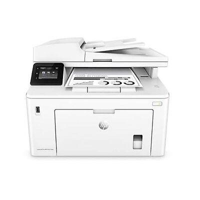 HP LaserJet Pro M227fdw Laser-Multifunktionsgerät s/w G3Q75A A4, 3-in-1, Drucker