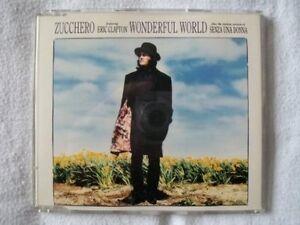 Zucchero-Wonderful-world-1990-feat-Eric-Clapton-Maxi-CD