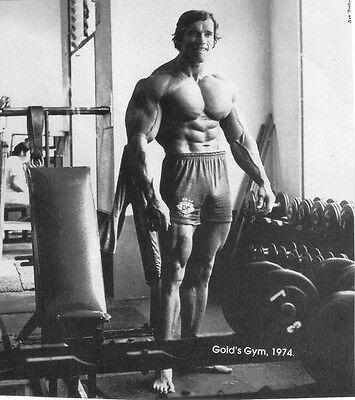 "37 Arnold Schwarzenegger - Bodybuilder Mr Olympia Universe 14""x16"" Poster"