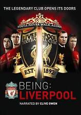 Being: Liverpool,New DVD, Clive Owen,