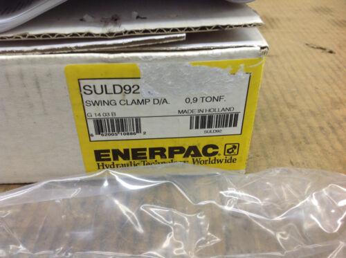 NIB Enerpac SULD-92 SULD92 Upper Flange Swing Clamp D//A Cylinder G-1403-B