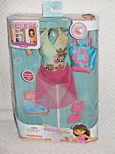 Mattel 2009 Dora's Explorer Girls Surf & Sand Doll Clothes Ages 5+