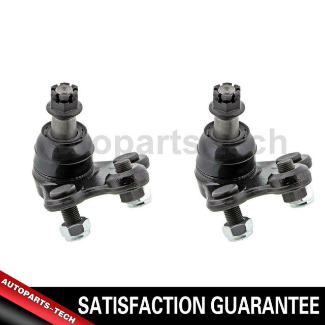 2x Mevotech Supreme Front Lower Suspension Ball Joint For
