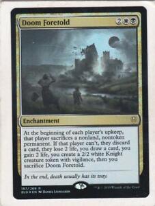 Extended Extended Doom Foretold Magic//mtg Throne of Eldraine