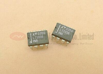 Linear LT1021CCN8-10 Voltage Reference Precision 10V 10mA PDIP8 X 1PC