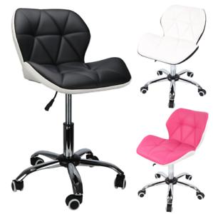 Chaise de Bureau Pivotant Fauteuil Siège Ergonomique Siège avec led et massage