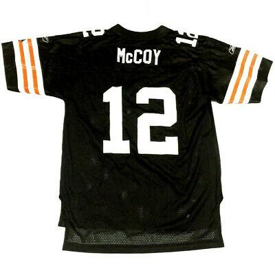 Cleveland Browns Youth Jersey Colt McCoy #12 Reebok On Field NFL Football Size L   eBay