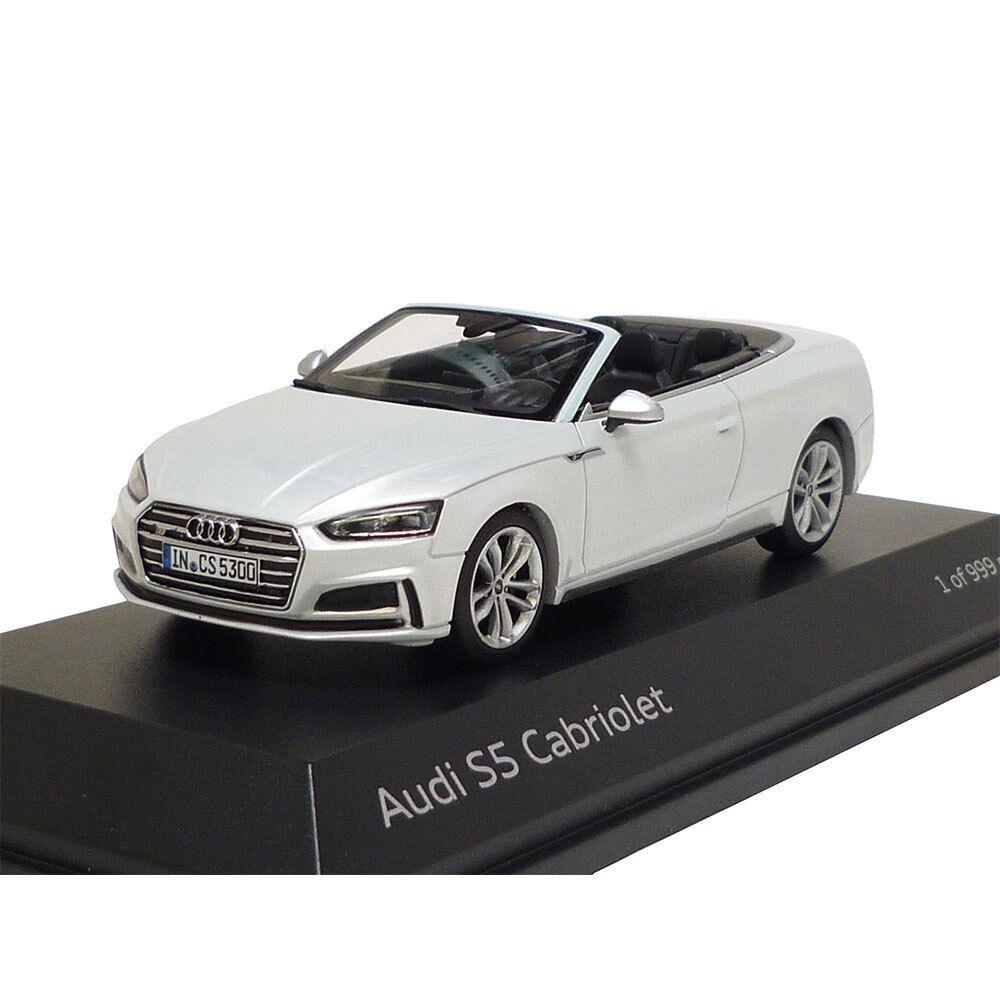 Audi Audi Audi s5 convertible 1 43 tofanablanc 5011615331 Jadi limitée 999 voiture miniature 4e4073