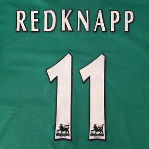 Liverpool 1999 - 2000  Away Green Reebok Football Shirt Size YTH S Made in UK