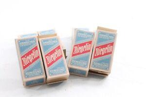 8 Piece Original Packaging Orig. Niegelin Kamenz Soap Factory Vintage Collector
