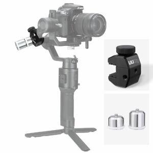 UURig-4K-amp-8K-CONTRAPPESO-amp-Clamp-Kit-montaggio-per-DSLR-DJI-Ronin-S-Ronin-SC