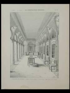 FidèLe Paris, 39 Avenue Roosevelt - 1899 - Planche Architecture -gastinne Renette Handicap Structurel