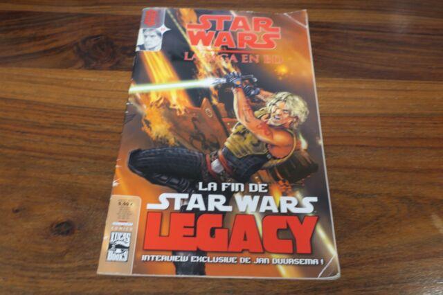 STAR WARS  LA SAGA EN BD  N° 32