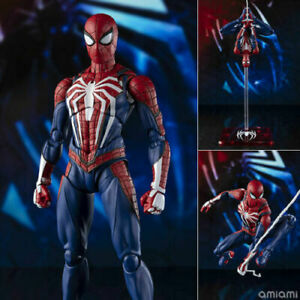 Figuarts Xmas gift Spider-Man  Advance Suit PVC Action Figure New In Box S.H