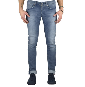 Dondup-Jeans-Uomo-GEORGE-UP232-DS0173-U34-Nuovo-e-Originale-SALDI