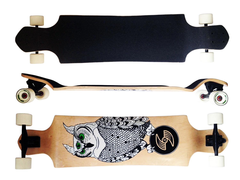 Freeride Longboard