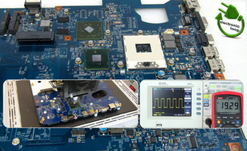 Lenovo Yoga 510 Mainboard Laptop Reparatur Repair