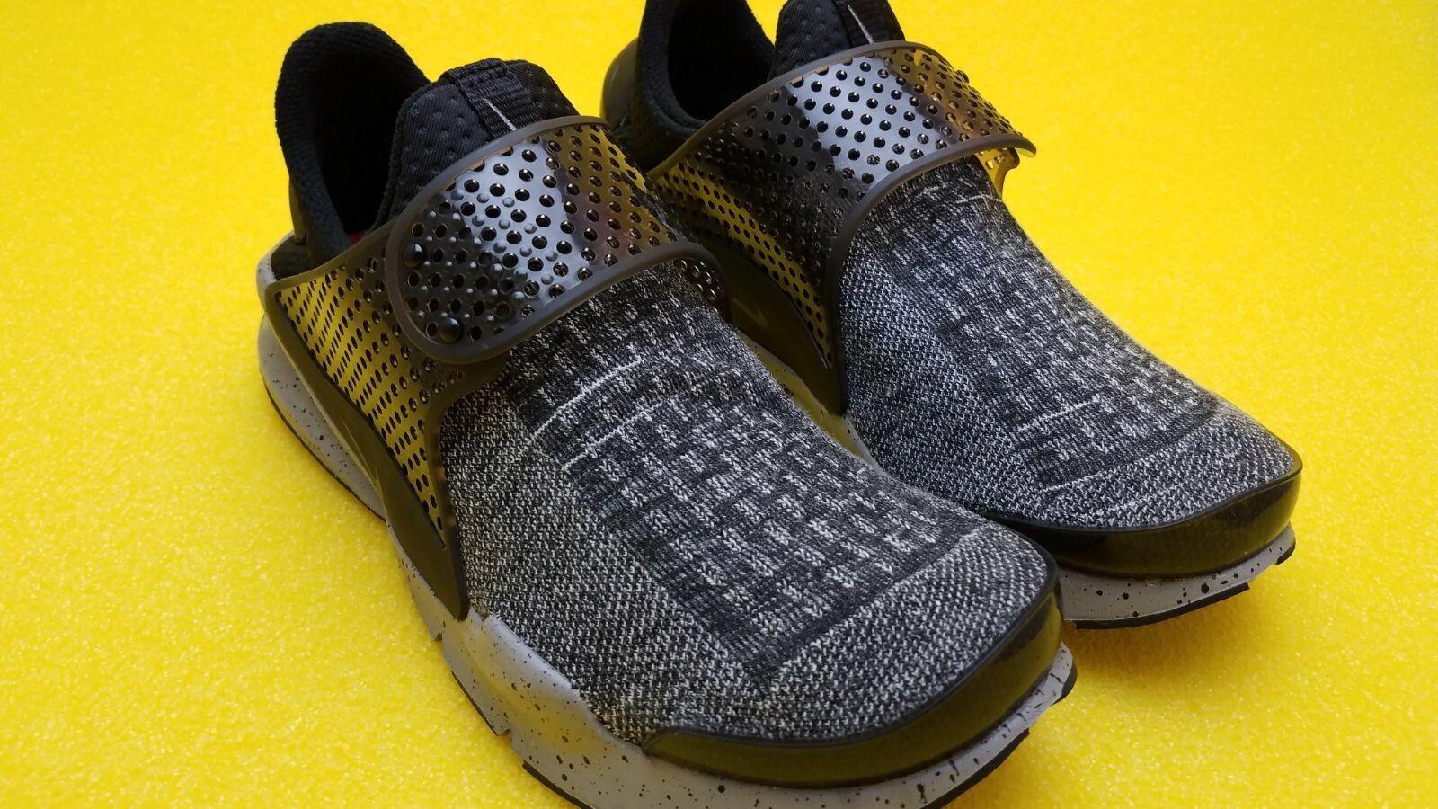 Premio nike sock dardo se uomini  / grigio scuro / platino /  alluminio / nero 859553-002 491a7e