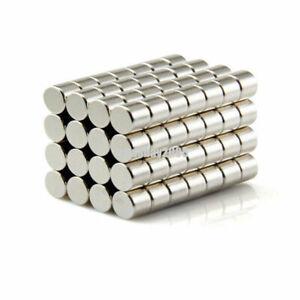 50//100Pcs  Strong Magnets Rare-Earth Neodymium Magnet N35//N52 LpwFXO3