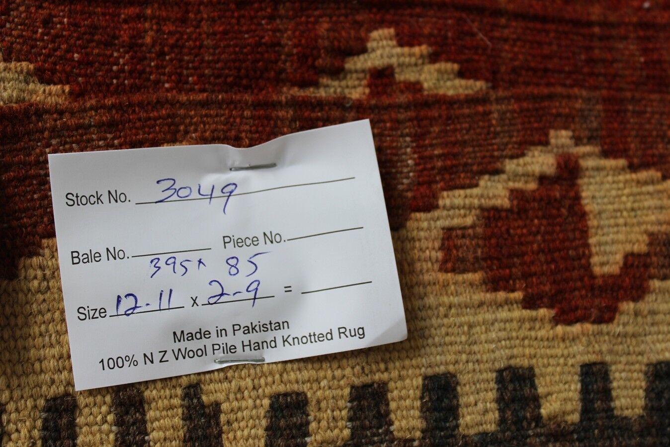 430494... 430494... 430494... meilleure qualité tissé à la main laine d'agneau Kilim... taille... 395.x 85... cm | Stocker  6cfb60