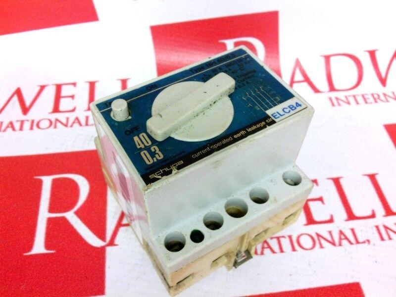 SCHUPA NFI-40 0.3   NFI4003 (USED TESTED CLEANED)