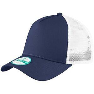 c2d338479ff 12 Custom Logo New Era® Snapback Trucker Cap. NE205 Hat  16 ea
