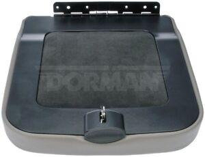 Dorman 13QD61D Console Lid Fits 2001-2006 Chevy Silverado 1500
