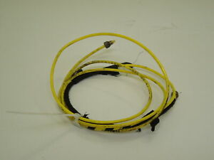 Audi-A6-C5-Allroad-Suspension-Air-Line-Yellow
