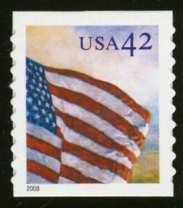 #4234 42c Bandera A Amanecer, Nuevo Cualquier 5=