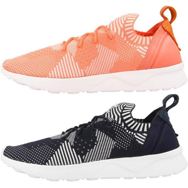 Adidas ZX Flux ADV Virtue Damen Primeknit Damens Schuhe Damen Virtue Sneaker ZX Flux 750 700 30c56e