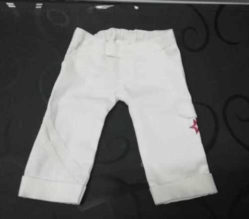 White pant for Doll size New American Girl