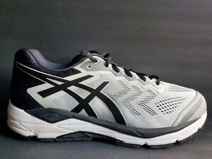 1a4c6b09 Details about Asics Gel Fortitude 8 Mens Size 12 Running Shoes White Black  Grey T817N 2E
